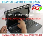 Thay vỏ laptop dell inspiron 5520 - Maytinhphunggia.vn