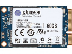 Thay ổ cứng SSD Kingston SMS200S3 60GB