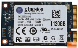 Thay ổ cứng SSD Kingston SMS200S3 120GB