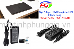 Sạc Adapter Laptop Dell Inspiron 3551