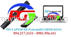 Thay Pin Laptop HP Probook450