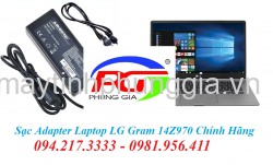 Sạc Adapter Laptop LG Gram 14Z970