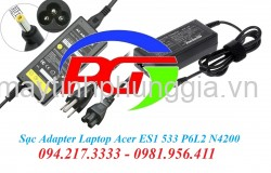 Sạc Adapter laptop Acer ES1 533 P6L2 N4200