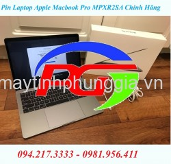 Thay Pin Laptop Apple Macbook Pro MPXR2SA
