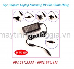 Sạc Adapter Laptop Samsung RV408