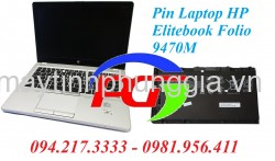 Thay Pin Laptop HP Elitebook Folio 9470M