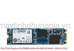 Sửa Ổ SSD Kingston SUV500M8 120Gb M2.2280 3D NAND