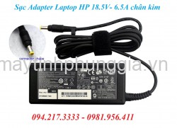 Adapter HP 18.5V 6.5A chân kim