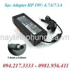 Sạc Adapter Laptop HP 19V 6.7A 7.1A