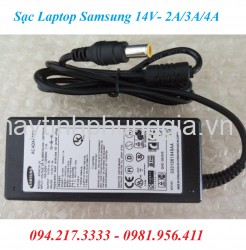 Sạc Adapter Laptop Samsung 14V 2A 3A 4A