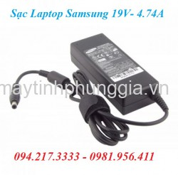 Sạc Adapter Laptop Samsung 19V- 4.74A