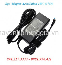 Sạc Adapter Laptop Acer Lition 19V 4.74A