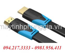 Dây HDMI 1.5m Vention VAA- B02- B150