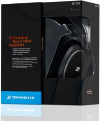 Sửa Headphone sennheiser HD558