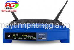 Sửa Accesspoint Wireless Router Linksys WRT54GL