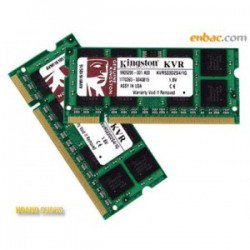 Thay Ram Laptop Kingston 4GB DDR III Bus 1333