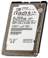 Thay ổ cứng HDD Laptop 500Gb 2.5 SATA Hitachi 5400rpm